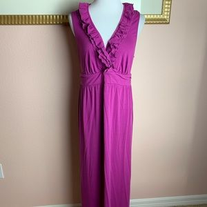 Fuscia Dress